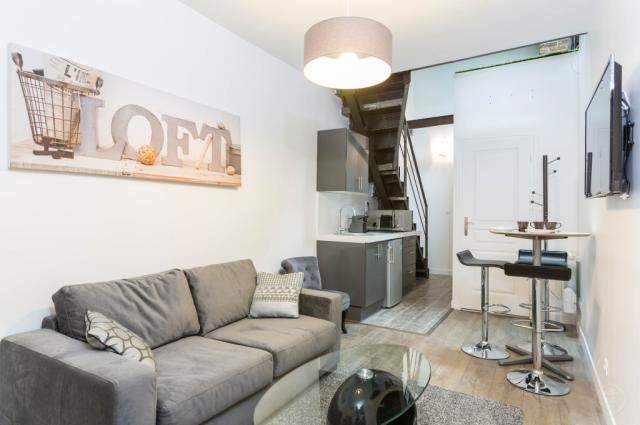 Champs Elysees Comfort loft B Paris